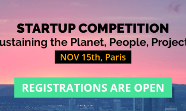 Agora Impact Blockchain Startup Competition & Pitches in Paris with PB!