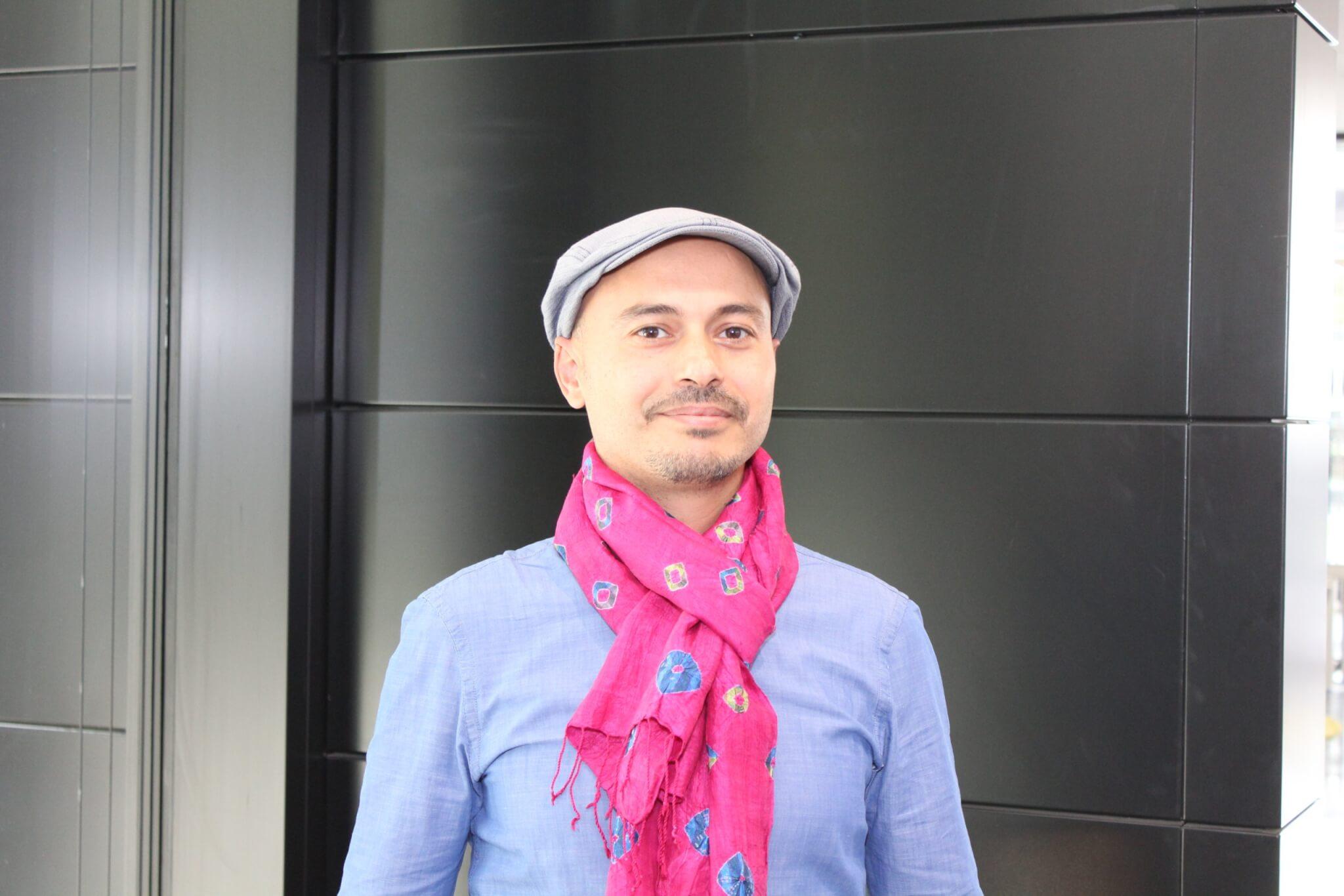 Karim Chabrak of coinsense.org