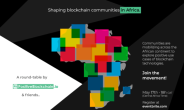 (online event) 17.05 – Shaping blockchain communities in Africa